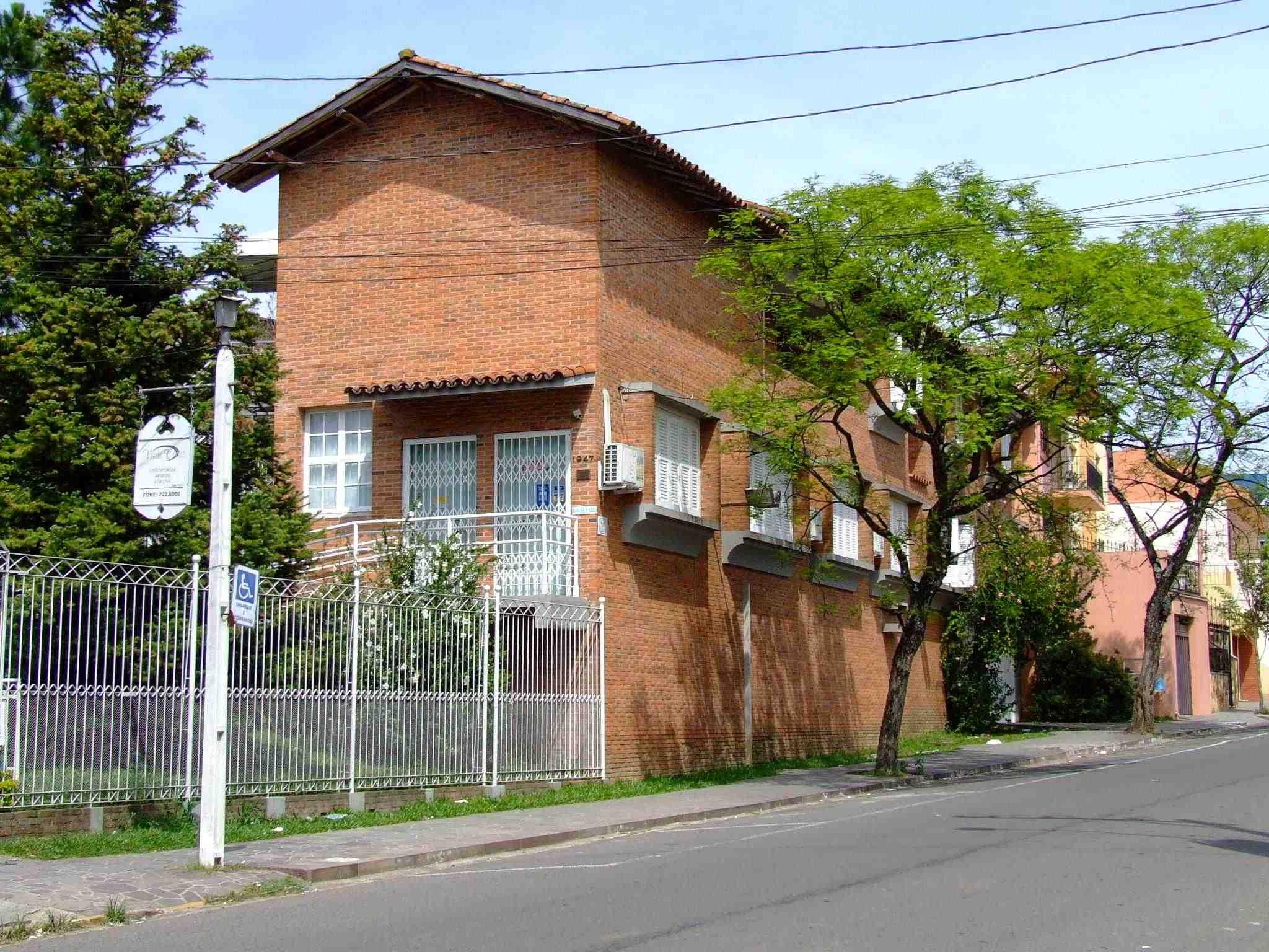 projeto 2 residência de amigos bairro nossa senhora de lourdes #2E789D 2048 1536